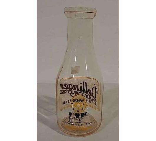 Northland Des Moines/' Finest Milk Bottle