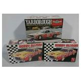 3 model car kits