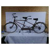 Schwinn Tandem bicycle dual brakes