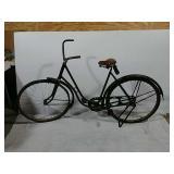 Pierce woodwheel bicycle