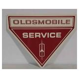 SST Oldsmobile Service sign