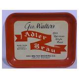 Adler Brau beer tray