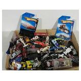 Lot of Hot Wheels and others