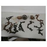 Huge selection of lamp bracket parts
