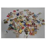 Variety of Matchbooks