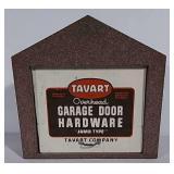 Salesman sample garage door