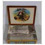 Cigar Humidor- tin box