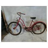 Hawthorne splitooth Springer front end bicycle