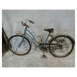 Ladies bicycle