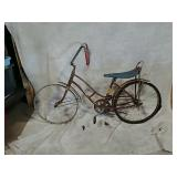 Unknown maker bicycle