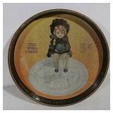 Fairy Soap the Oval Cake serving tray