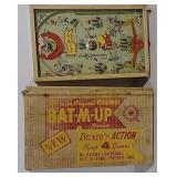 Bat-M-Up pinball game