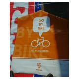 Variety of bicycle banners