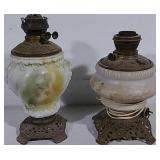 2 Gone With the Wind lamp bases