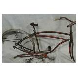 Monark bicycle frame