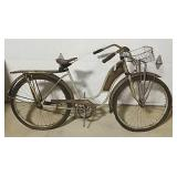 Hawthorne bicycle with tank