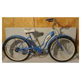 Schwinn Hornet tank bicycle
