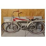 Hiawatha tank bicycle