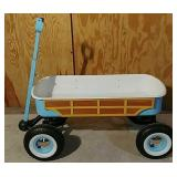 Schwinn Woody coaster wagon 4 whl steer