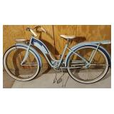Evans Commander tank bicycle
