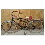 Solar Flite bicycle