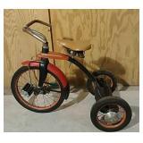 Evans tricycle