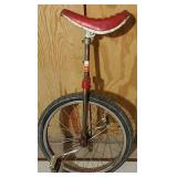 Hedstrom unicycle