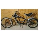 "Schwinn ""sting ray"" chopper bicycle"