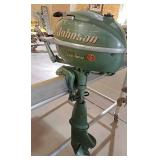 Johnson Sea Horse 5 outboard motor