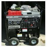 Triton 9000RS generator compressor weldor