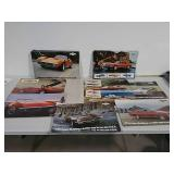Large lot of Chevy posters