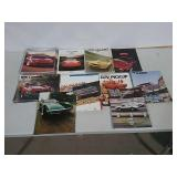 Large lot of Chevy brochures