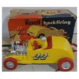 Revell Backfiring Hot Rod Toy Car