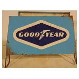 Goodyear Tire Display Rack