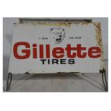 Gillette Tire Display Rack