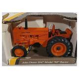 John Deere 1947 Model MI Model Tractor