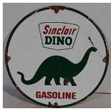 SSP Sinclair Dino Gasoline Sign