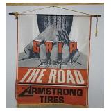 Armstrong Tires banner