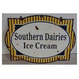 SSP Southern Dairies Ice Cream sign