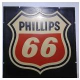 Phillips 66 plastic insert