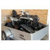 2019 Polaris ATV-19 850 cc Super Duty HO