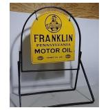 DSP Franklin Motor Oil Display