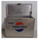 Aluminium Pepsi-Cola cooler