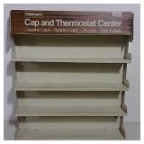 Edelmann Cap and Thermostat shop display