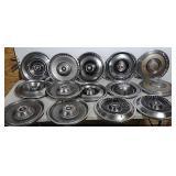 14 GM hubcaps