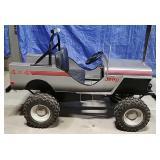 Jeep 4x4 pedal car