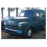 1950 Dodge Panel Van