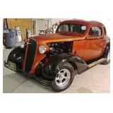 1936 Chevrolet Standard Coupe Pick Up