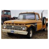 1966 Ford F10 Custom