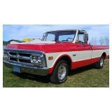 1970 General Motors Corp Pickup